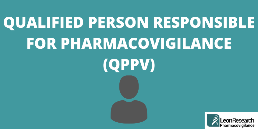 QUALIFIED PERSON RESPONSIBLE FOR PHARMACOVIGILANCE-leon research