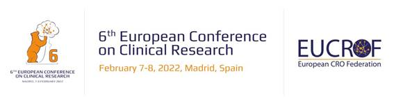 6th European Conference on Clinical Research
